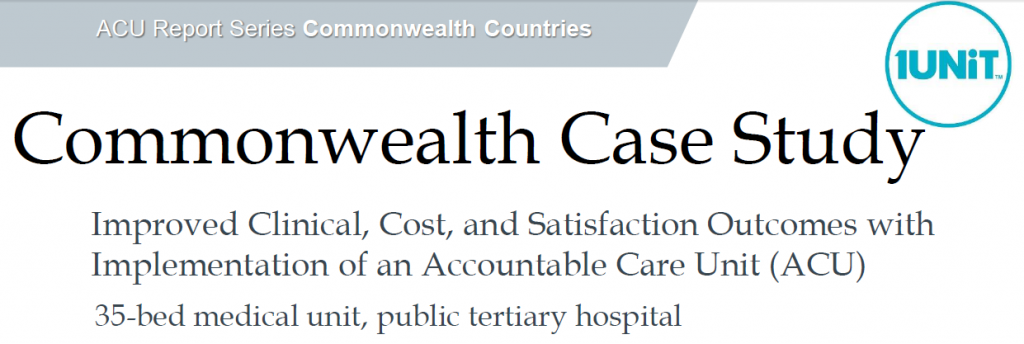 ACU Commonwealth Case Study