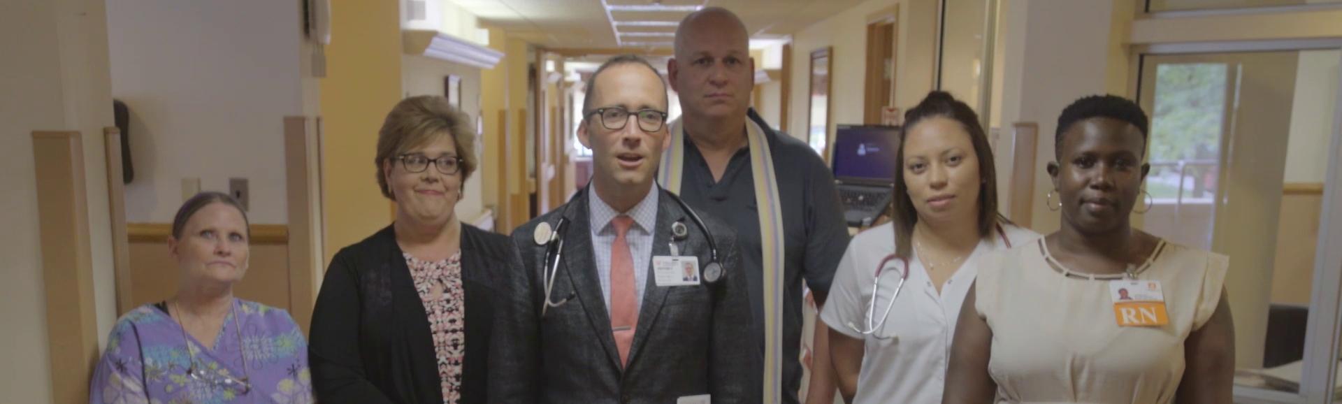 MKV post-acute care SIBR team