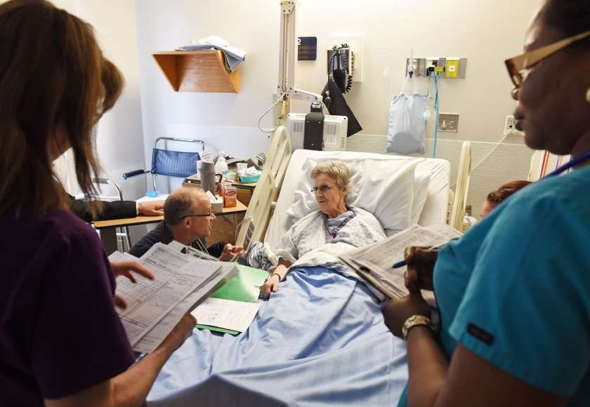 Coordinated care through Accountable Care Units